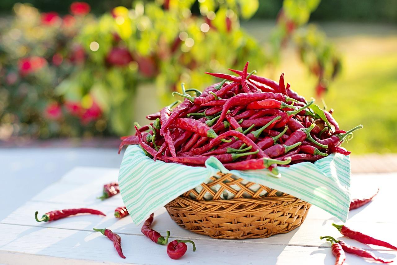 Chili De Cayenne