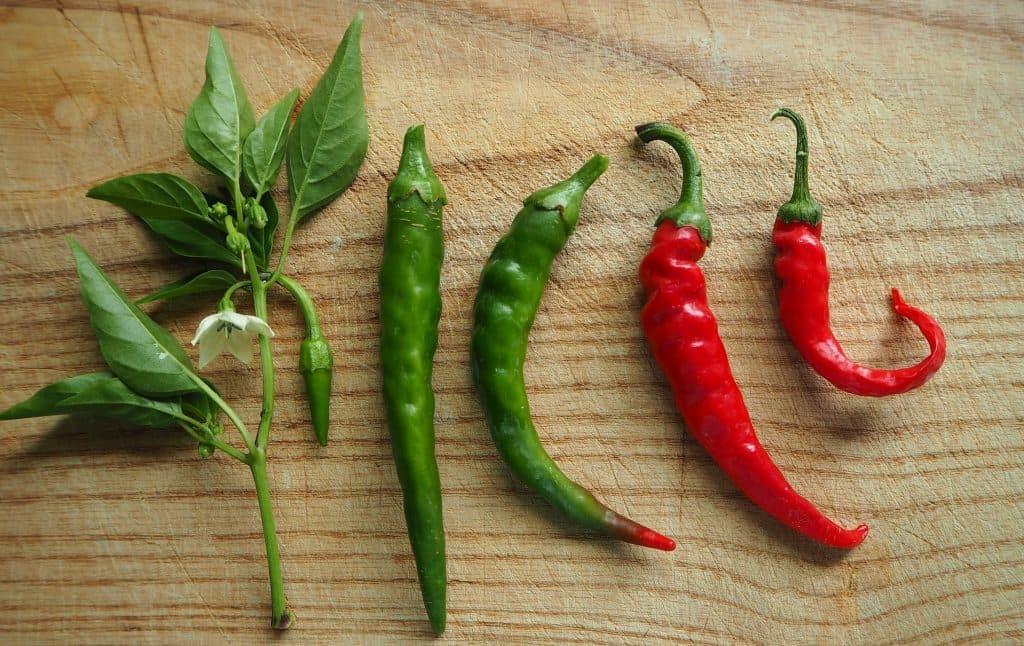 Chilis & Pepperoni