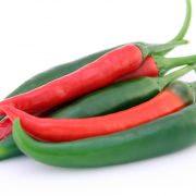 Bild gesunde Chilischoten