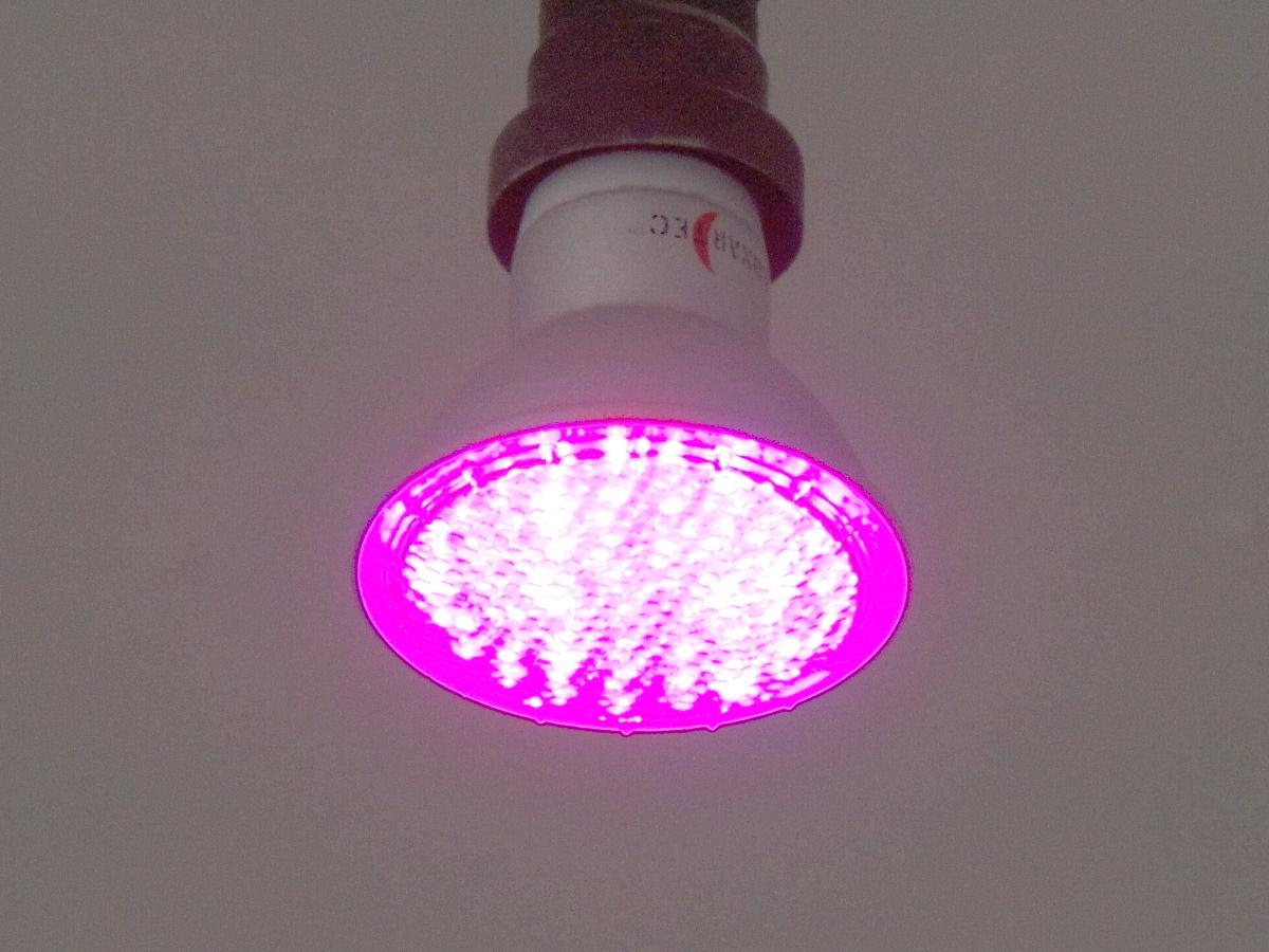 LED-Pflanzenleuchte-E27