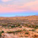 Bild Borderland Mexiko und Texas