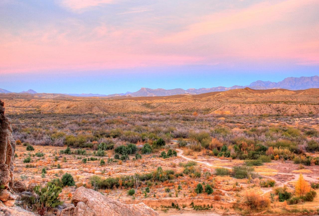 Borderland Texas Mexiko