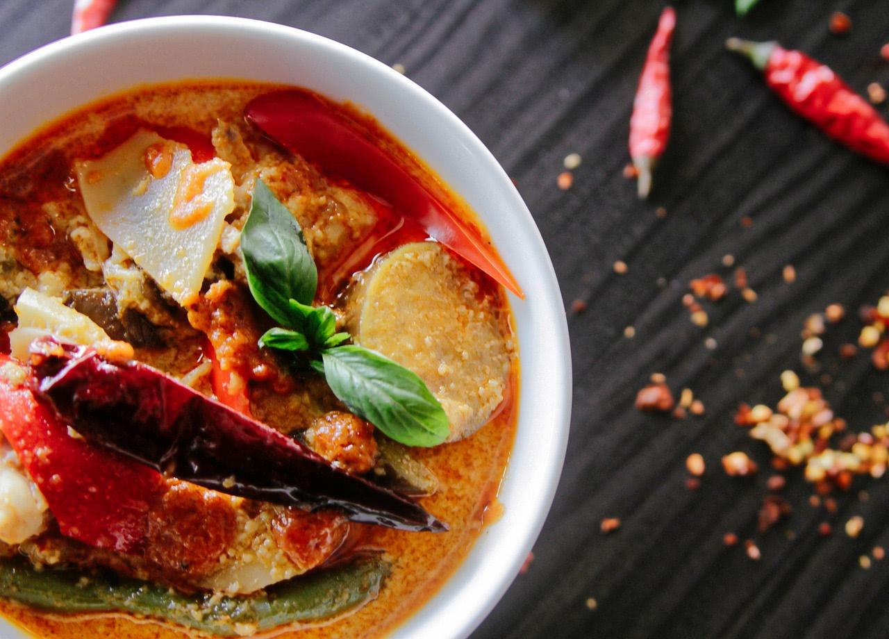 Chili Gourmet Gericht