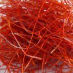 Bild selbst gemachte Chilifäden