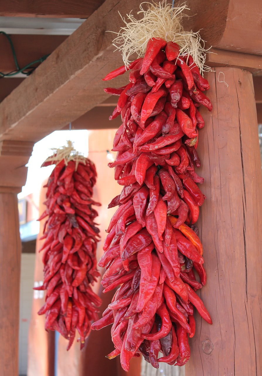 New-Mexico Ristras